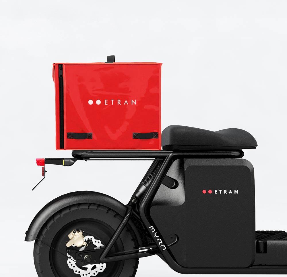 Myra Delivery Box